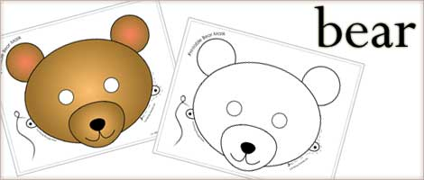 Match the Bears Preschool Worksheet  tlsbookscom