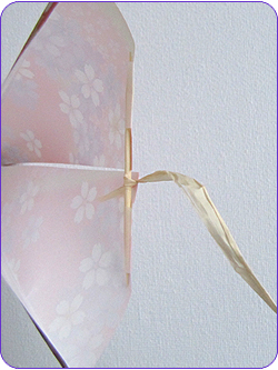 Easy Origami Kites Step 3