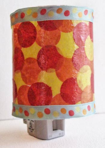 Recycled Crafts: Make a Nightlight out of a Crystal Light Container