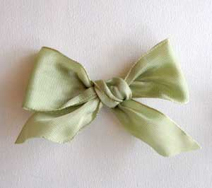 Pillbox Hat Bow
