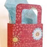Printable Favor Box or Gift Box Templates