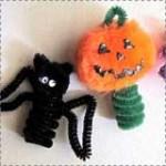 Halloween Finger Puppet Crafts