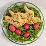 Recipes for Kids: Healthy Pasta Birds Nests