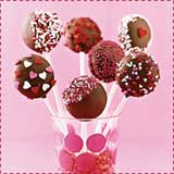Chocolate Cookie Pops