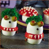 Halloween Egg Critters Recipe