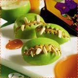 Healthy Apple Halloween Treat Recipe