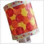 Make a Nightlight from a Recycled Crystal Light Container