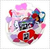 Paper Plate Valentine Mailbox