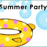 Summer Birthday Party or Picnic Games