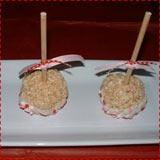 Valentine Rice Krispie Treat Pops