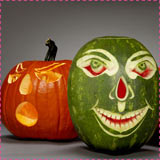 Watermelon Carving Stencils