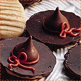 Witch Hats Halloween Cookie Recipe