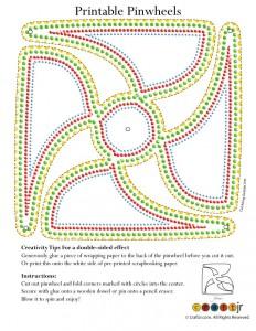 paper crafts printable pinwheels woo jr kids activities
