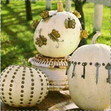 Elegant Pumpkin Decorating Ideas
