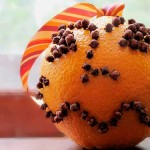Easy Fall Crafts: Pomanders