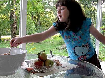 My Little Applesauce Helper