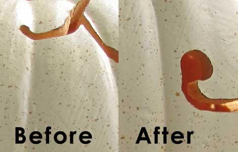 pumpkin cutting mistakes Carving Artificial Pumpkins