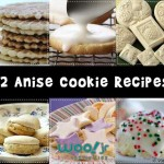 Anise Cookie Recipes