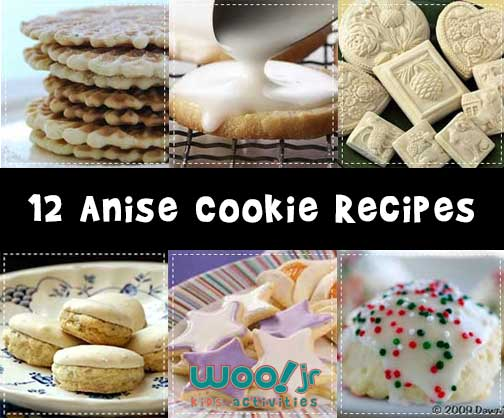 12 Anise Cookie Recipes