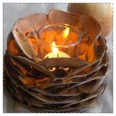 Pinecone Votive Craft