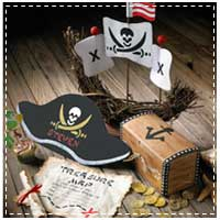 Pirate Party Crafts