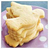 Basic Sugar Cut Out Cookie Recipe
