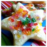 Sugar Cookie Stars