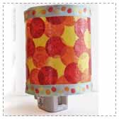 Night Light Recycled Craft