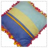 No Sew Fleece Pillows