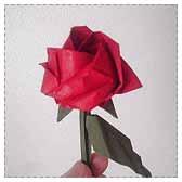 Make Origami Roses