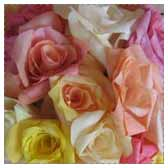 Make Realistic Paper Roses