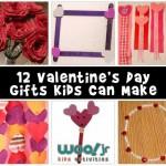 Valentine Gifts Kids Can Make
