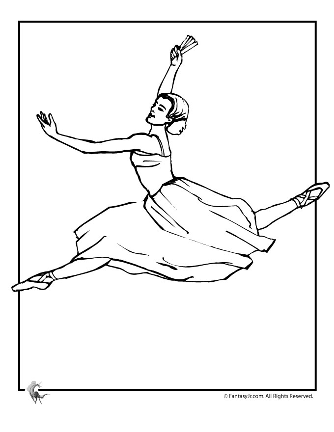 coloring pages for leap year - photo#26