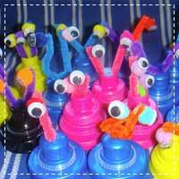 Easy Alien Crafts
