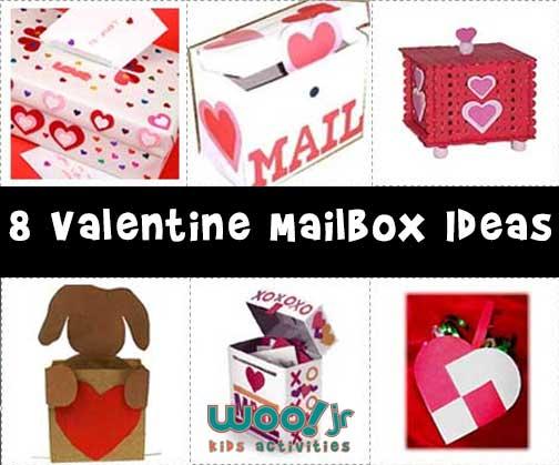 valentine mailbox ideas woo jr kids activities - Valentine Mailboxes