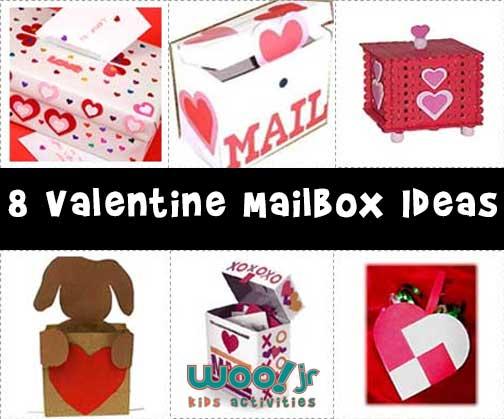 8 Valentine Mailbox Ideas
