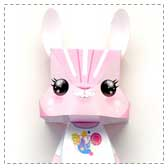 Cute Bunny Paper Craft