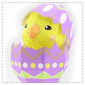 Easter Egg Printable Craft