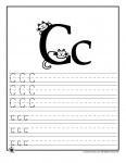 Learn Letter C