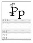 math worksheet : learning abc s worksheets  woo! jr kids activities : Letter P Worksheets For Kindergarten