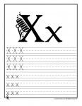 Learn Letter X
