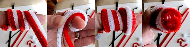 Pipe Cleaner Top Hat Instructions