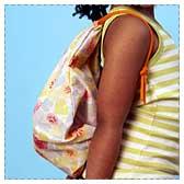 Easy Drawstring Backpack Pattern