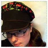 Newsboy Hat Pattern and Tutorial