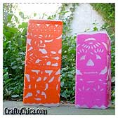 Papel Picado Luminarias
