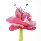 Advanced Tissue Paper Flowers