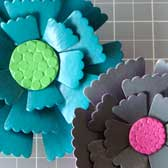 Paper Mache Flowers