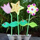 Preschool Paper Flowers