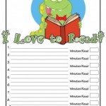 9 Printable Reading Logs