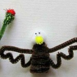 4th of July Kids Crafts: Finger Puppets